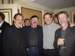 Gary Halbert, Carl Galletti, Joe Polish, John Carlton